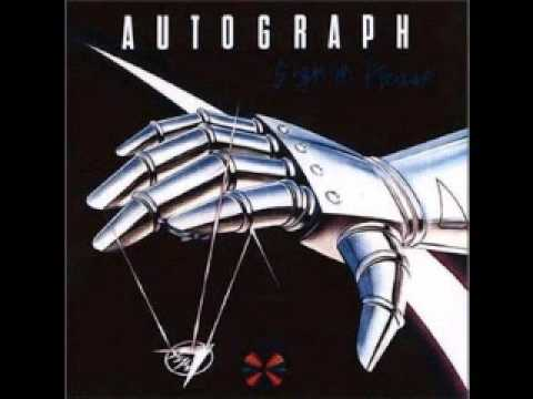 Autograph - In The Night