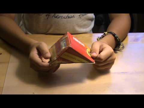 Фингерборд парк своими руками из картона 48