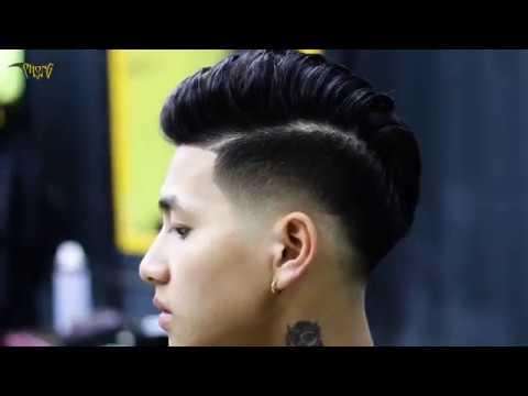 Kiểu Tóc Side Swep đẹp Thánh Thiện Cho Học Sinh Cấp 3 | Part 6 | Phong BvB