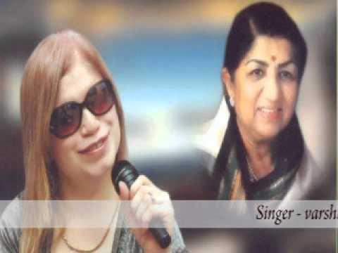 VARSHA JHALANI   HINDI SONG   ab to hai tumse har khushi apni...