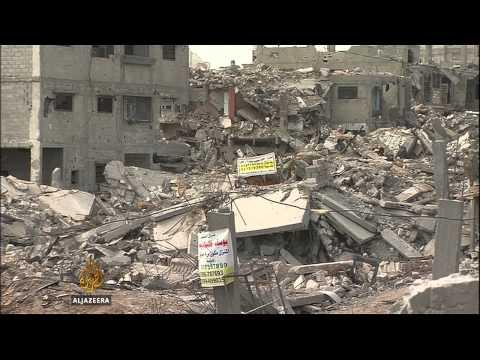 UN chief tours Gaza to assess war damage