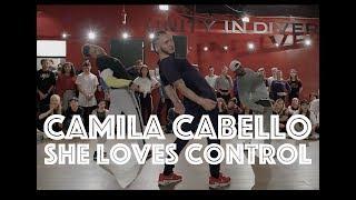 Download Lagu Camila Cabello - She Loves Control| Hamilton Evans Choreography Gratis STAFABAND
