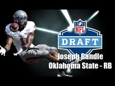 Joseph Randle - 2013 NFL Draft Profile