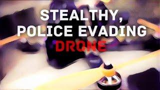 Evade Police with Ninja Drone