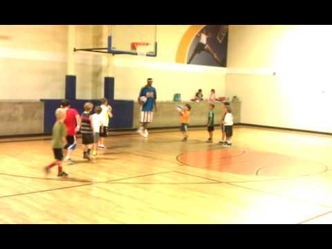 Harlem Globe Trotter Camp San Diego 7