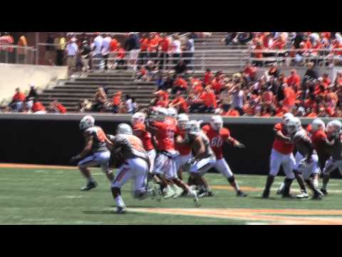 OSU Spring Game 2012 Highlights