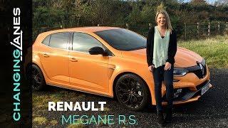 Caroline reviews the Renault Megane R.S.