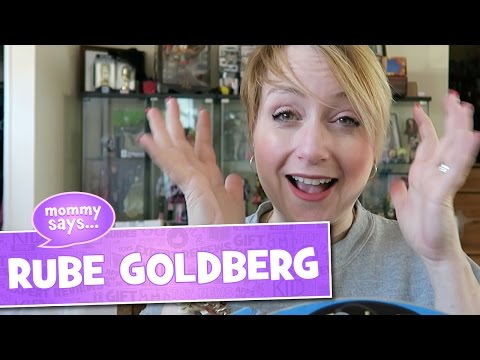 Good News from Toy Fair 2017! Rube Goldberg, STEM, STEAM and Getting Kids Thinking | Mommy Says