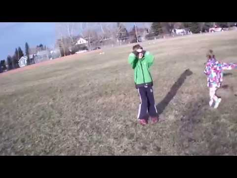 Drone Kids at King George School - 04/20/2014