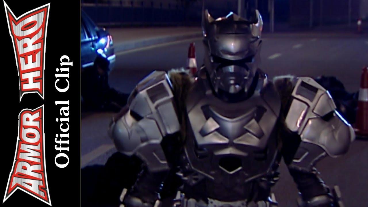 Mastiff man appears armor hero official english clip hd 23