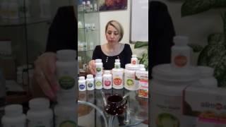 Детокс напитки- Владислава Савельева