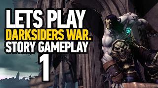 Darksiders: Warmastered Edition Walkthrough Gameplay Part 1 - Darksiders Remastered (PS4 - HD)