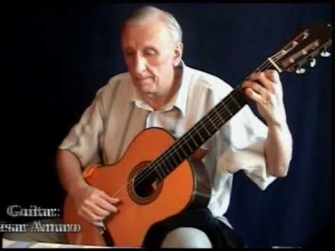 Partita in la minore - Johann Anton Logy by Cesar Amaro