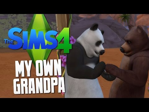 The Sims 4 - THE FAMILY TREE BEGINS - My Own Grandpa #1