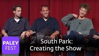South Park - Trey Parker on Creating the Show, Start to Finish (Paley Center, 2000)