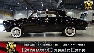 1951 Studebaker Champion - Orlando #100