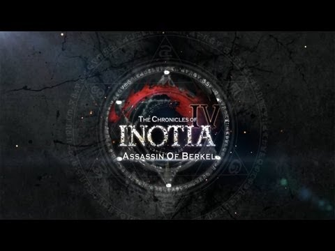 Official Inotia 4: Assassin of Berkel Launch Trailer