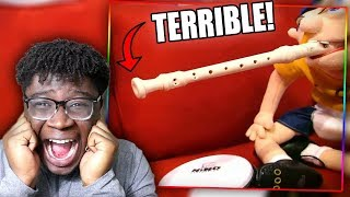 JEFFY STARTS A BAND! | SML Movie: The Quiet Game Reaction!