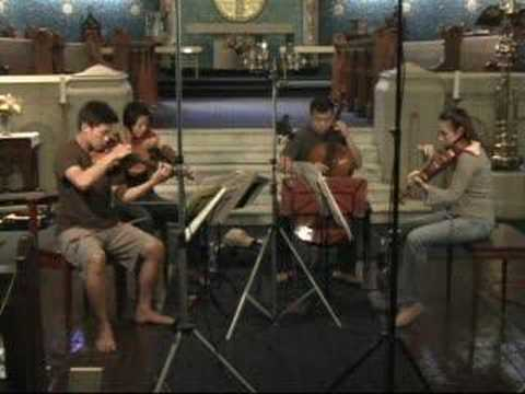 GRAMMY WINNERS Parker String Quartet plays Ligeti, Part.2 Music Videos