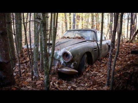 Самые Крутые Заброшенные Машины! Топ 7 Находок