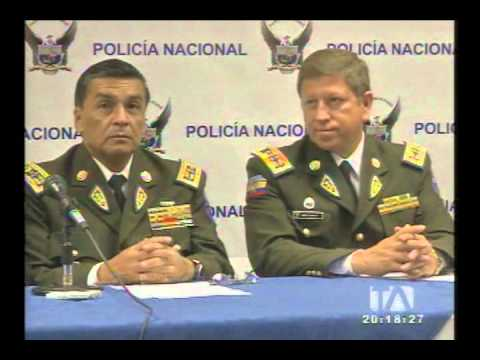 Patrullero atropelló a cinco menores de edad en Quito