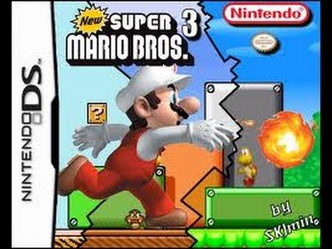 3ds Super Mario Bros 3 Descargar New Super Mario Bros