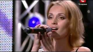 "So sing only Angels - Aida Nikolaychuk - ""The Lullaby""-[ X- Factor-2 ]"