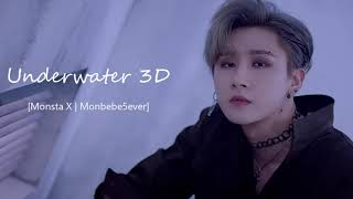 MONSTA X | UNDERWATER [3D USE HEADPHONE 🎧]