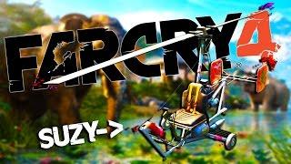 SAY HELLO TO SUZY! | Far Cry 4 #1
