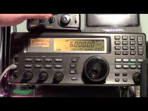 Voice of Turkey Interfering with Cuba 6000 Khz tonight