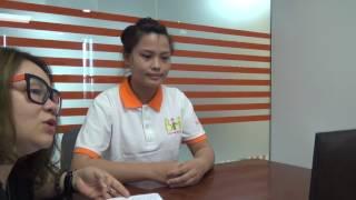 Xuất khẩu lao động Đài Loan: Phỏng vấn lao động  qua Skype- Trần Mỹ Nhung