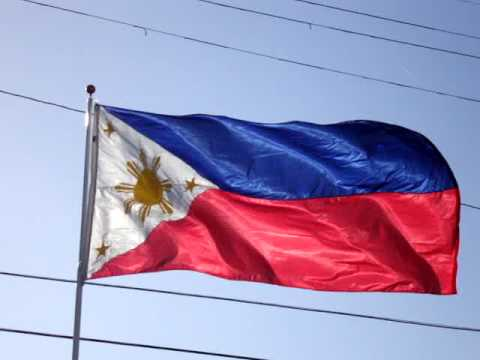 Philippine Flag in Eagle Rock, Los Angeles