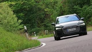 2019 Audi A6 Avant Driven
