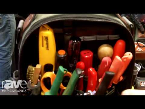 InfoComm 2016: VETO PRO PAC Showcases Its Tech-MCT Tool Bag