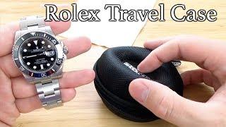 ROLEX Travel Case: Best Wrist Watch Travel Case
