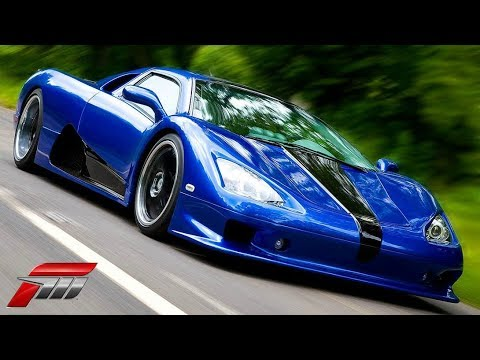 FORZA 4 - SSC Ultimate AERO REVIEW