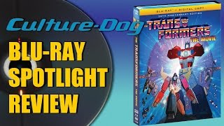 Blu-Ray Review – The Transformers: The Movie (1986) [Shout Factory]