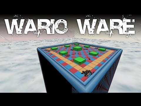 Team Fortress 2 Wario Ware Mod