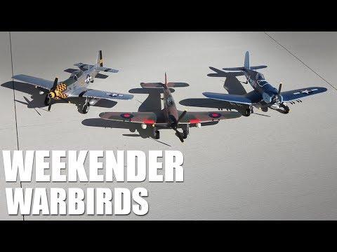 Flite Test - Weekender Warbirds - REVIEW