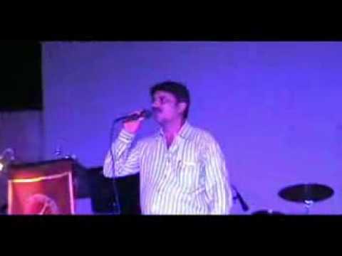 Raju singing Pipra ke Patwa