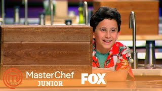 Yucky Ingredients In The Mystery Box   Season 1 Ep. 4   MASTERCHEF JUNIOR