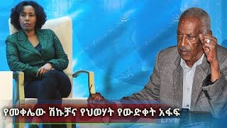 TPLF Vs Azeb Mesfin | Everything is falling apart in  EPRDF world