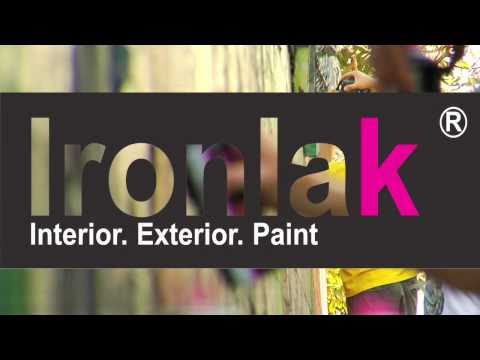 Arbe For Ironlak® By Analigital™ - Teaser video