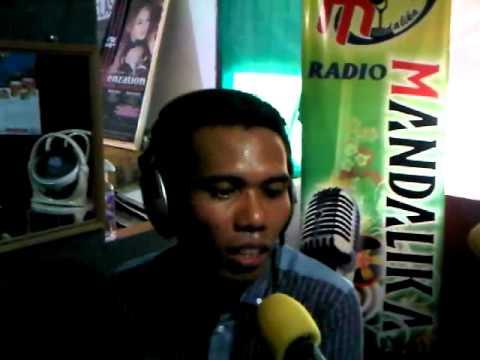 Udin Sedunia 2012 Turis Kesasar Live Studio Radio Mandalika Fm Lombok.3gp video