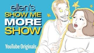 Ellen's Sketchbook: David Spade Meets Adele