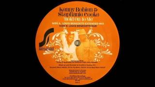 Kenny Bobien Stephanie Cooke Hold On To Me Louis Benedetti Extended Mix