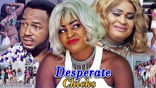 Desperate Chicks 5&6  - Chizzy Alichi 2019 Latest Nigerian Nollywood Movie ll African Movie FULL HD