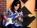 Comfortably Numb - Pink Floyd/David Gilmour - Guitar Solo taught by Chelsea Constable