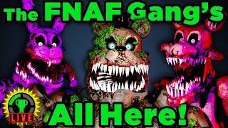 What Happened To Freddy?!  | FNAF Ultimate Custom Night Mod