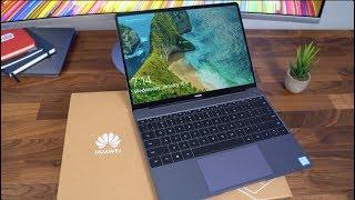 Huawei MateBook 13 Unboxing!